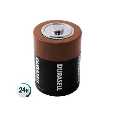 Closed Duracell Battery Imitation Grinder