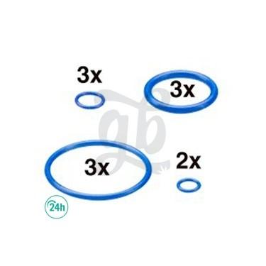 Recambios y accesorios para Mighty - Pack de anillos de sellado