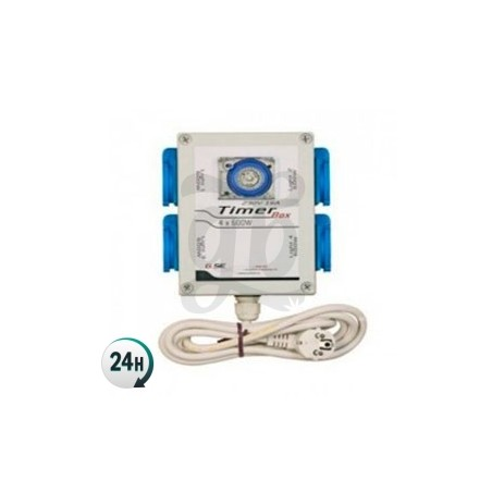 Professional Multi-Outlet GSE Timer