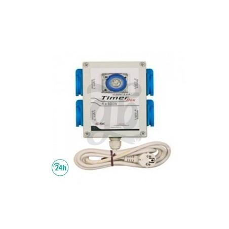 Temporizadores GSE temporizador profesional varias tomas