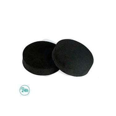 Discos de Neopreno de 7,5cm