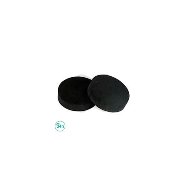 Discos de Neopreno 7,5 cm 80 unidades