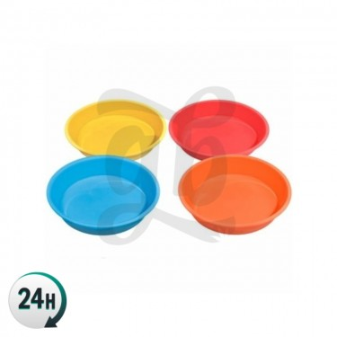Silicone dishes