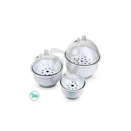 Pompe à vide dessicateur méthacrylate