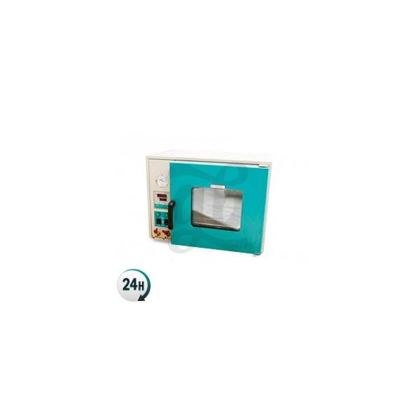 Vacuum Oven for BHO extracts