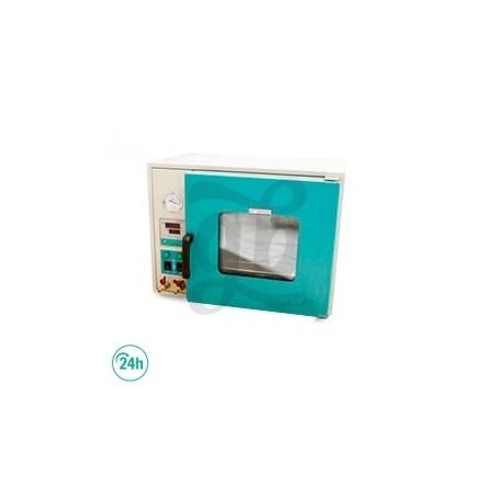Horno de Vacío para extracciones de BHO