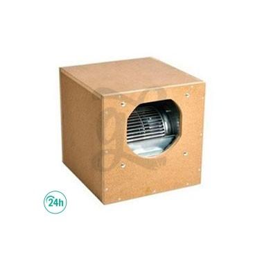 Extractor caja de madera insonorizado