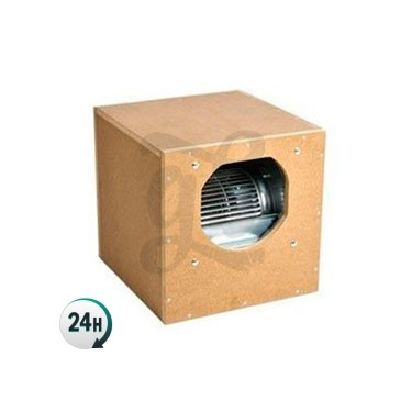 Soundproofed Wooden Box Extractor Fan