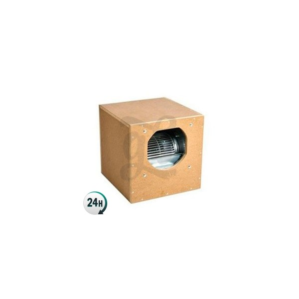 Soundproof Wooden Box Extractor