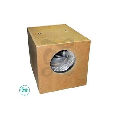 D'échappement boîte bois Air Box une SOFTBOX