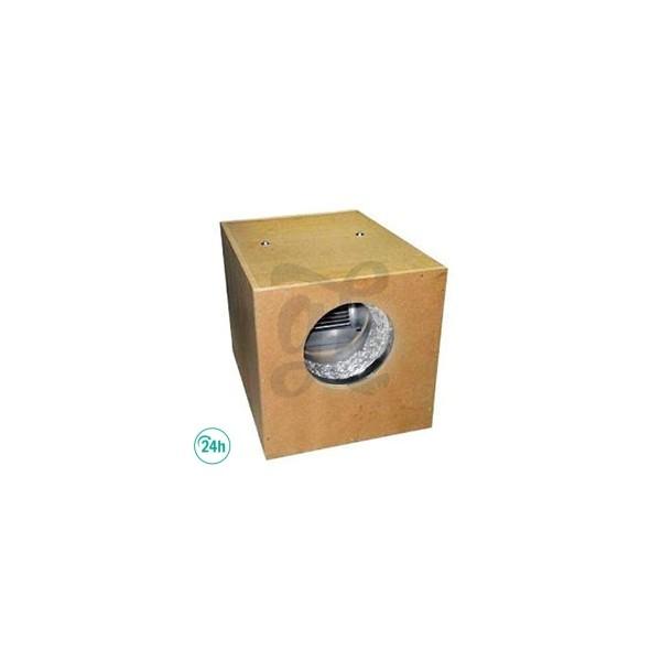 Extractor caja madera insonorizado Plus