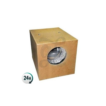 Extracteur Caisse en Bois Insonorisé Soft Box