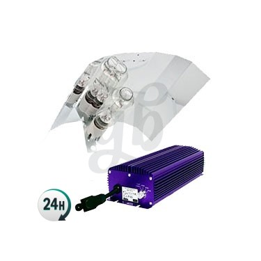 Kit Lumatek 400W Regulable Luminaria Interior