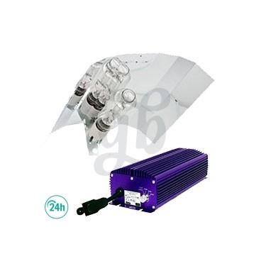 Luminaire intérieur Kit Lumatek dimmable 600W