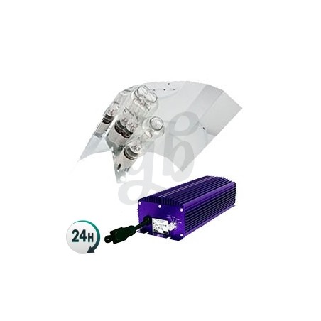 Kit Lumatek 600W Regulable Luminaria Interior