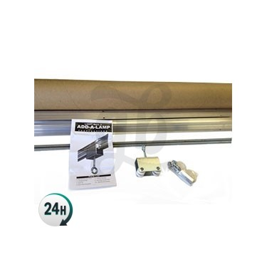 Add-A-Lamp Light Rail Kit