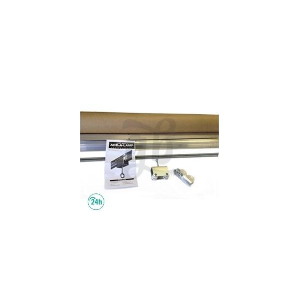 Add-A-Lamp Light Rail Kit