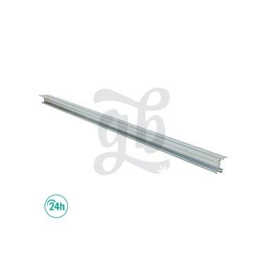 extension de 2 m pour rails lumière