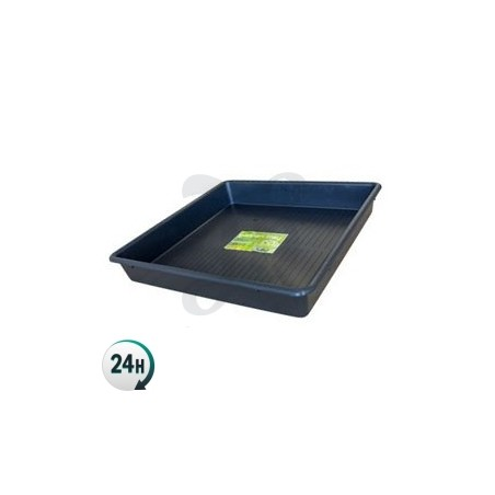Black Square Tray 80 x 80cm