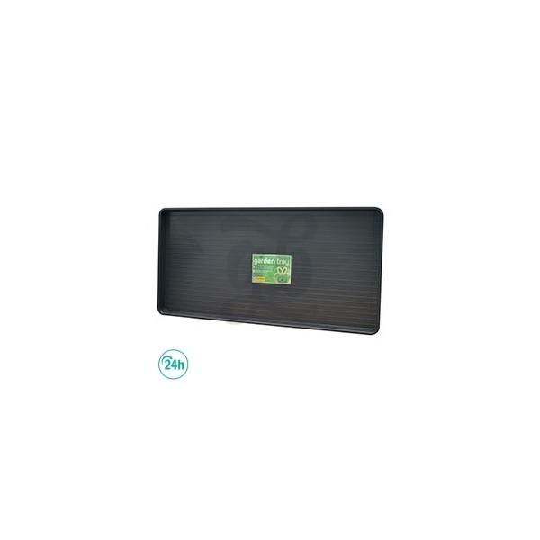 Plateau Noir 110 x 55 x 4 cm