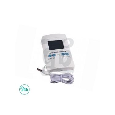 Termohigrometro digital con Sonda