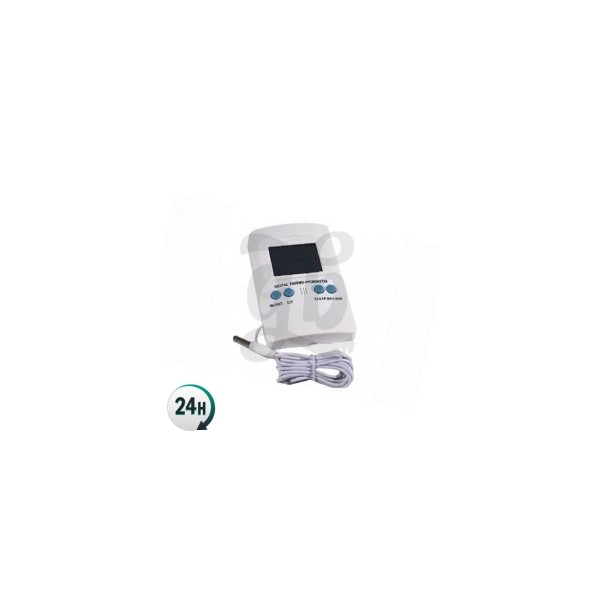 Thermo-Hygromètre Digital avec Sonde