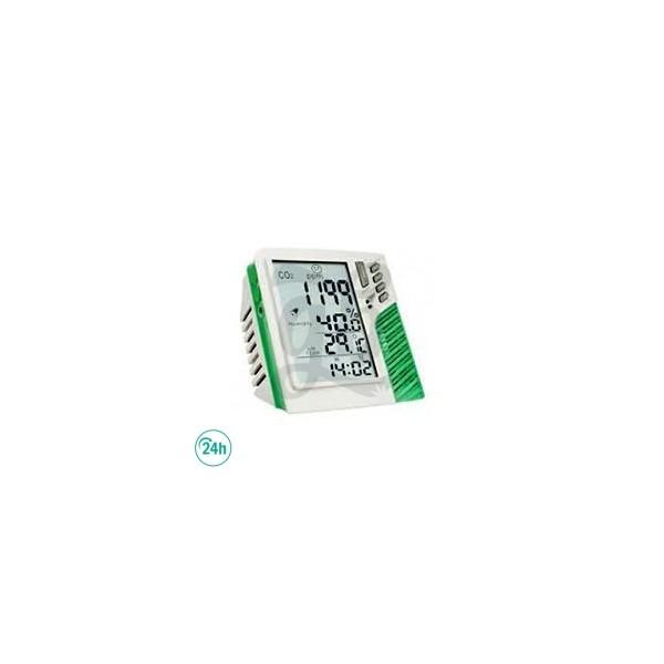 Medidor de Co2 VDL temperatura y humedad