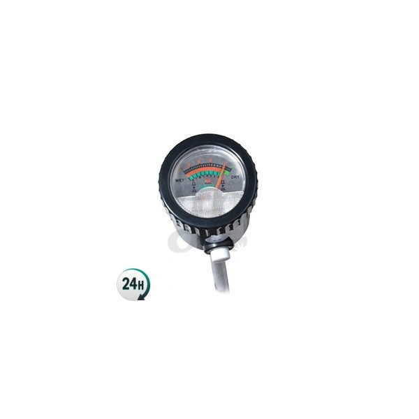 Professional Soil Ph-Moisture Meter