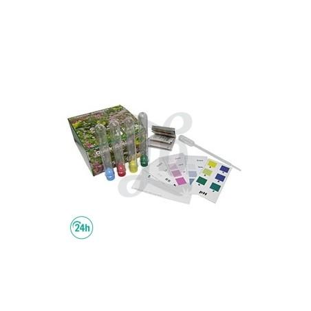 Quick soil NPK test (10 te