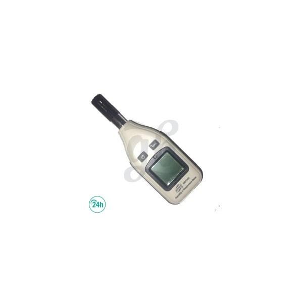 Benetech Termo-Higrómetro digital manual