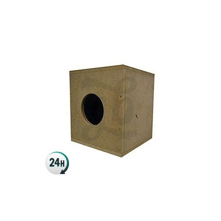 Economical soundproof box