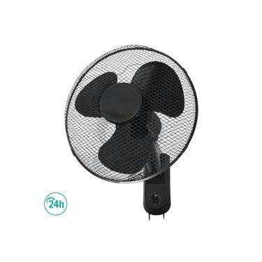 Ventilador de Pared Oscilante 3vel.