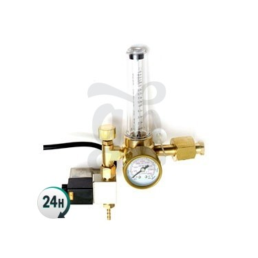 CO2 Controller with electrovalve