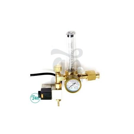 Distributeur de CO2 avec électrovanne