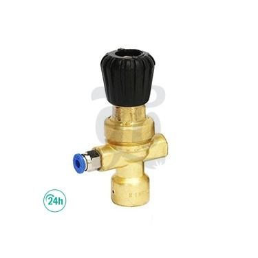 Reductor de presión para botella de Co2
