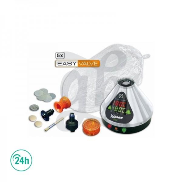 Vaporizador Volcano Digital + Starter Set