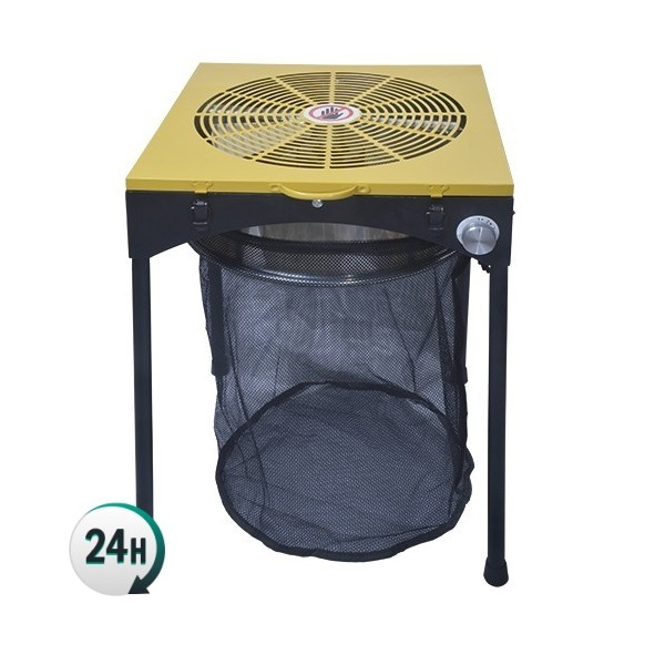 Peladora Table Trimer con mesa de Trabajo