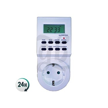Timer for grow room