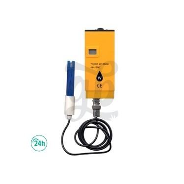 Wassertec pH Meter with Sensor