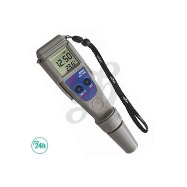 Medidor de Ph o Medidor de Ec Adwa sumergible con temperatura