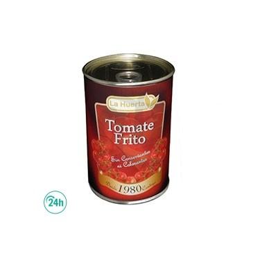 Bateau cachant tomate Frito