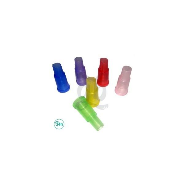 Boquillas de plástico desechables para shisha