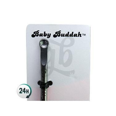Happy Daddy Dabbers - Baby Buddah stainless steel - Top part