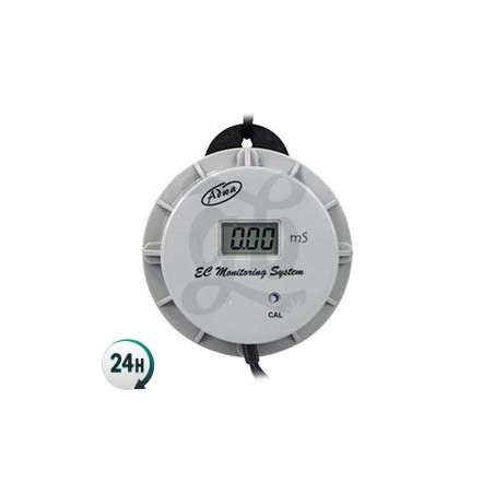 Wall continuous Ec-meter by Adwa