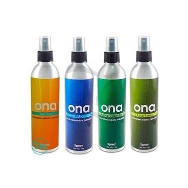 ONA Spray - Ambientador Neutralizador de Olores ONA