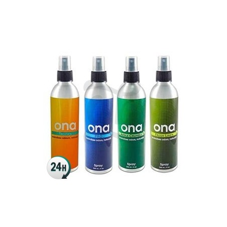 ONA Spray - Freshener Odor Neutralizer ONA