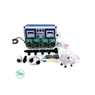 Nutrient Doser (4 pumps + sensors)