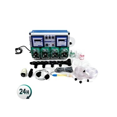Controlador de Nutrientes Kontrol (4 bombas+sondas)