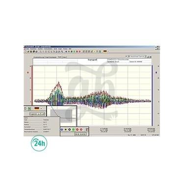 Hygromètre de Datalogger USB avec enregistrement