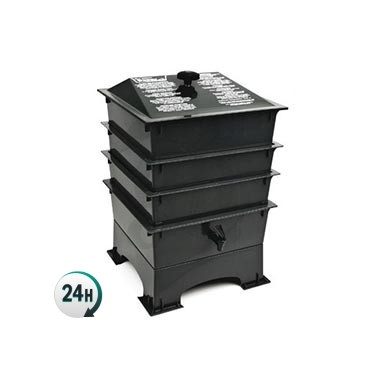 Black Worm Composter